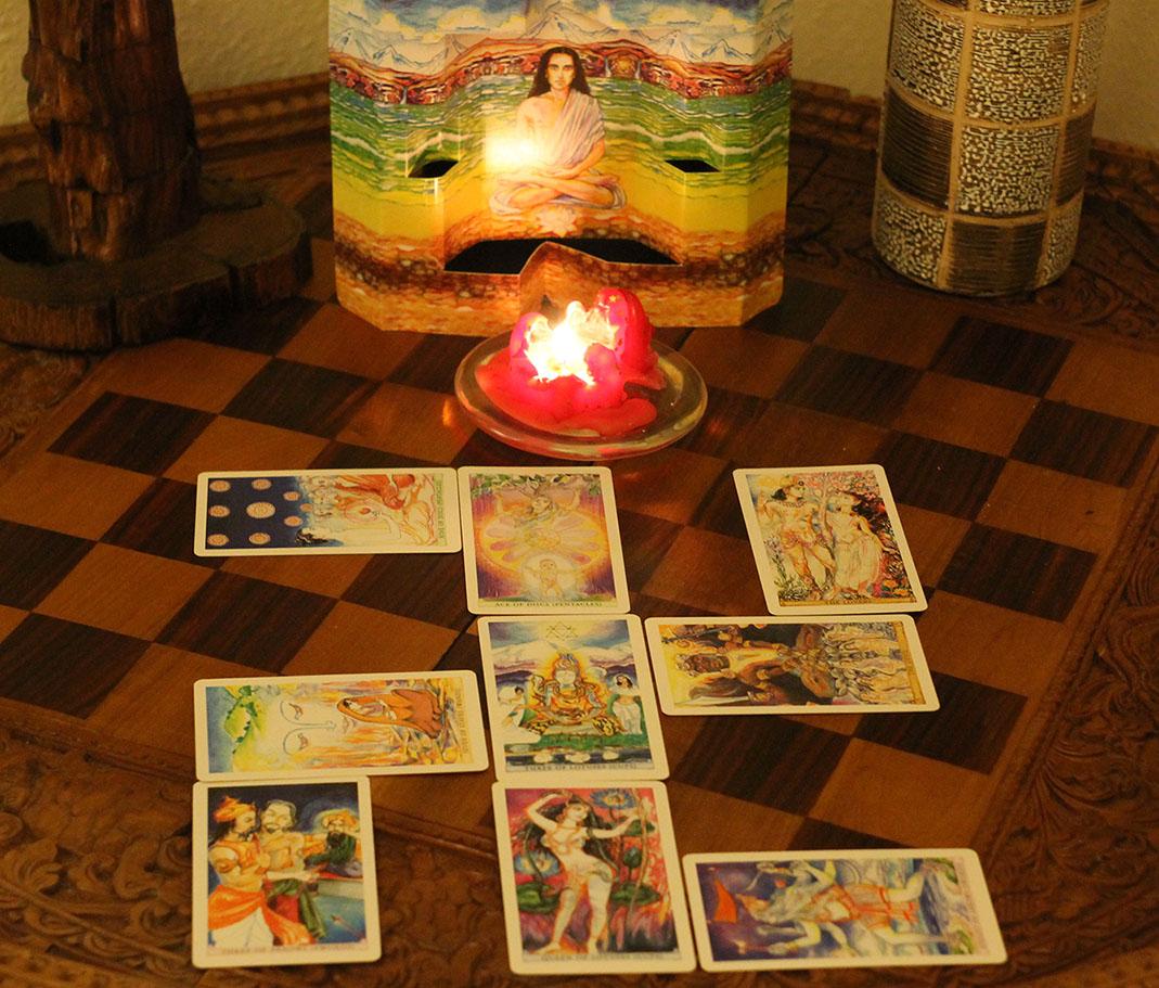 Sacred India - Ołtarz
