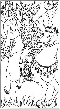 Rycerz Buław - Hermetyczny Zakon Złotego Brzasku