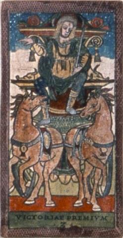 Rydwan - Ancient Italian Tarot
