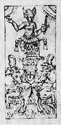Rydwan - Rothschild Tarot