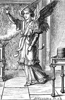 anioł stróż / osobisty daimon